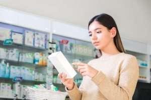 reading dosage of medication